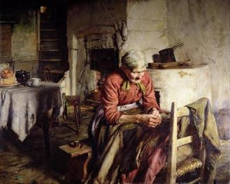 Walter Langley - Memories (1906)